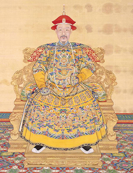 康熙皇帝為何六次為朱元璋掃墓