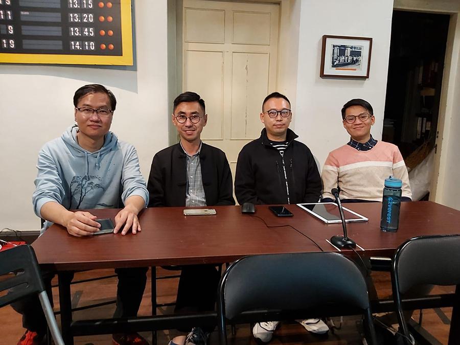長春社文化古蹟資源中心、程尋香港、香港史學會和香港歷史研究社首次合作,推出歷史講座。(主辦機構提供)