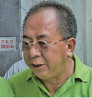 林國安 青關會副會長