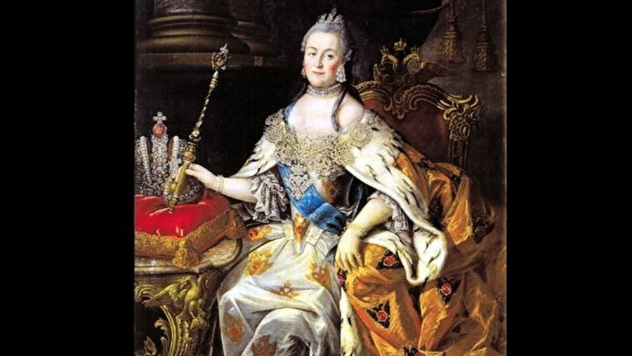 瘟疫來勢洶洶 俄女王一驚人舉動遏制疫情