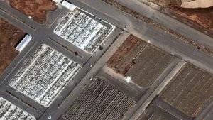 伊朗中共肺炎疫情超乎想像 衛星圖驚見萬人坑