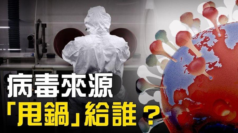 港作家十問中共甩鍋病毒 「外交部不能無恥至此地步」