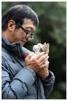 台灣人愛心照顧流浪貓 每天開車兩小時 給貓貓送食物