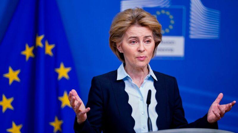 中共病毒肆虐 歐盟限制口罩防護具出口