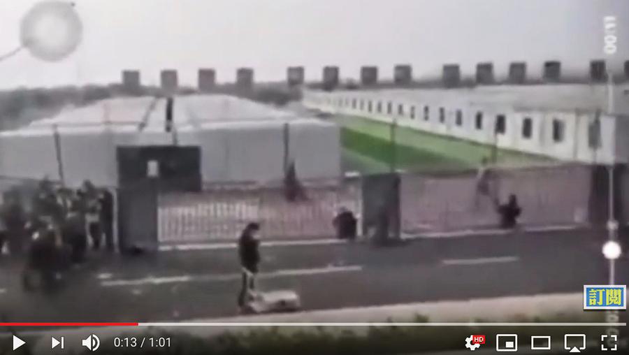 傳武漢再建可容四千人新方艙醫院