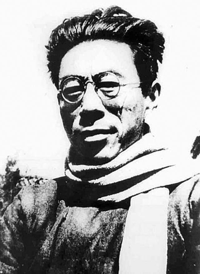 民盟早期領導人,曾在清華大學、西南聯大任教的聞一多。(網絡圖片)
