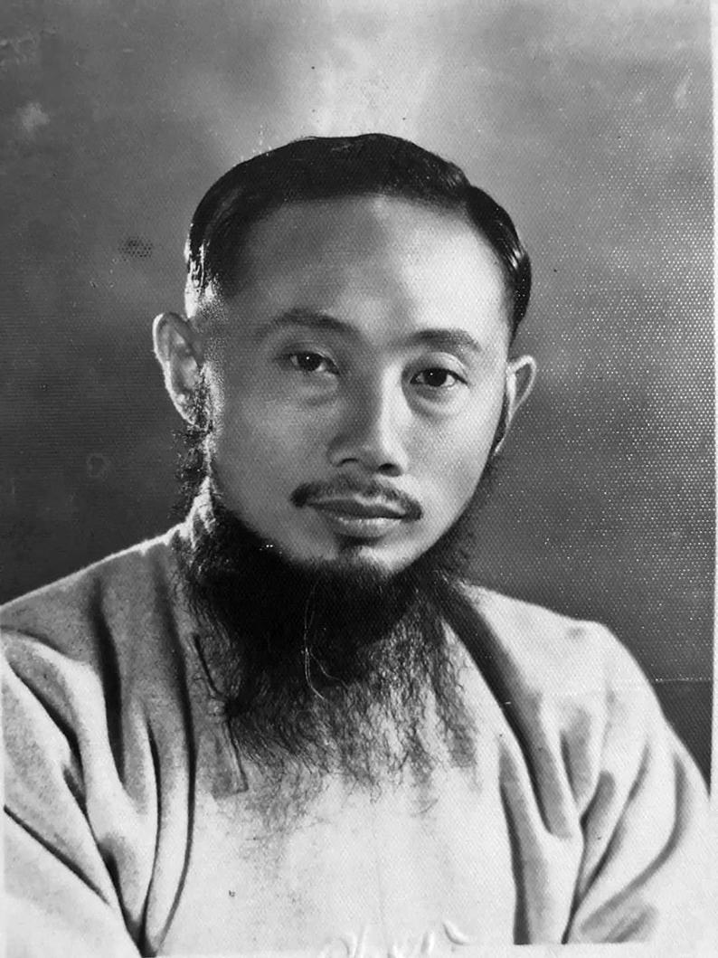 民國知名教育家、中國民主同盟早期領導人李公僕。(網絡圖片)