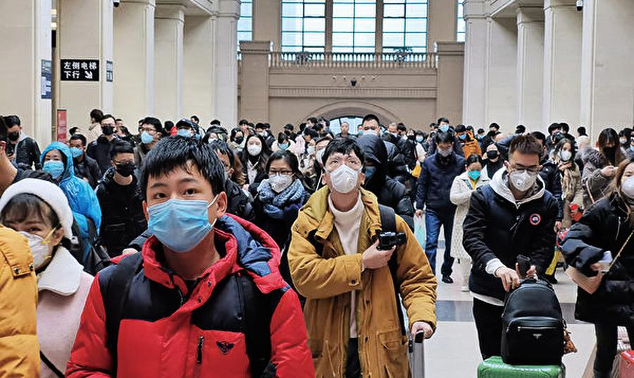 中共封鎖疫情真相 醫生記者企業家群起反擊