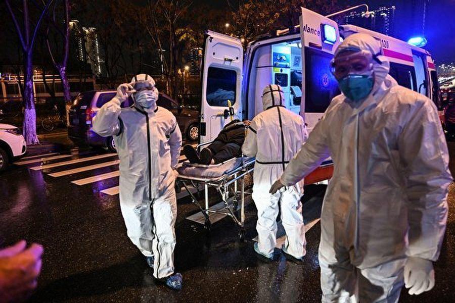 袁斌:武漢中心醫院的人禍與黨棍