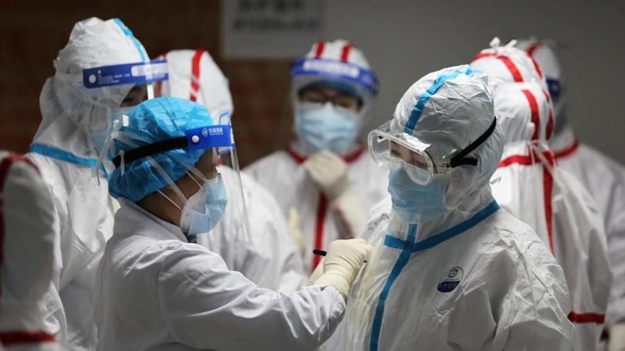 中國專家張文宏:中共肺炎疫情在夏天結束不太可能