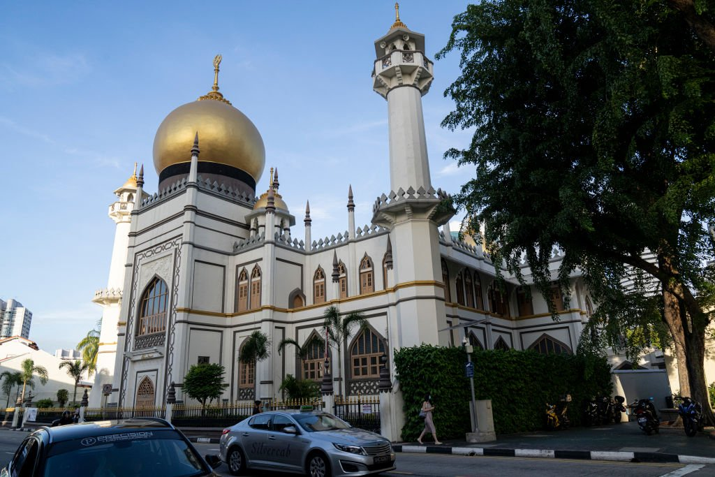 馬來西亞確診病例數已居東南亞之冠。在暴增的新病例中,全都與吉隆坡清真寺萬人大集會有關。(Ore Huiying/Getty Images)