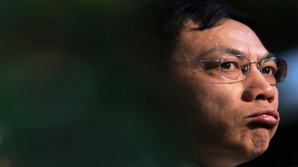 3月13日,網上傳出消息,指中共太子黨任志強已遭秘密關押,引發輿論關注。(China Photos/Getty Images)