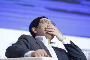 任志強是中共「太子黨」。(Feng Li/Getty Images)