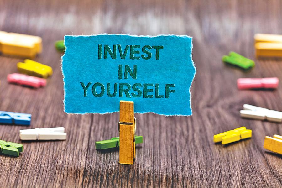 穩賺不賠的投資就是投資自己
