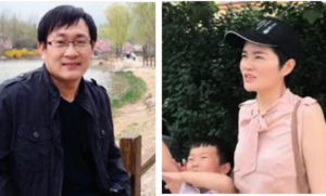 王全璋妻李文足Twitter發表「倒數盼夫歸」