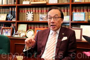 專訪梁家傑:「中共病毒」刻骨銘心揭示中共威脅