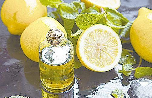 檸檬精油可以帶來好心情。(shutterstock)