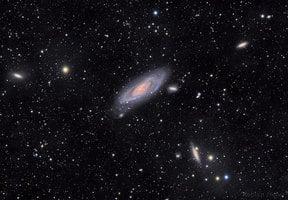 新理論:宇宙膨脹係數分歧或有解