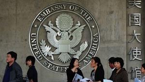 中美關係全面惡化 學者:只差一步關使館