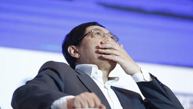 3月19日,異議作家老燈在推特透露,任志強現在被關押在北京紀委,暫時屬於留置待理。(Press via Getty Images)