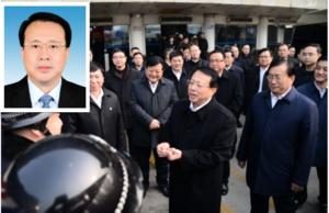 龔正調任上海副書記 料將接任市長