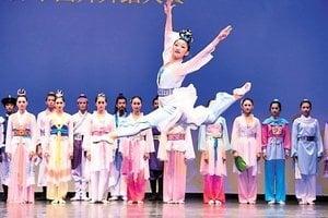守護自由法治 全球矚目香港舞蹈大賽