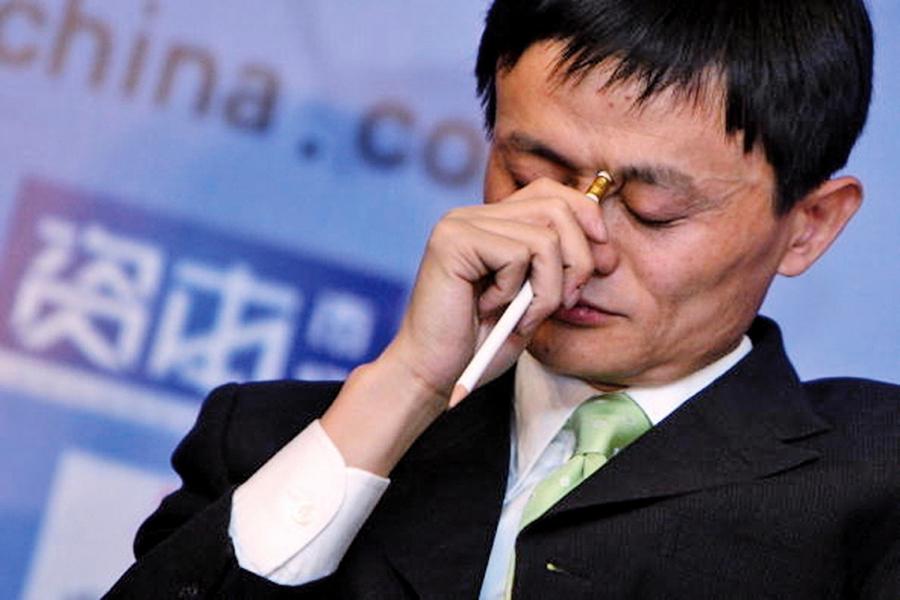 中國富豪榜大洗牌 馬雲跌出前三