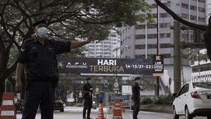 中共肺炎 馬來西亞祭行動管制令 違者逮捕