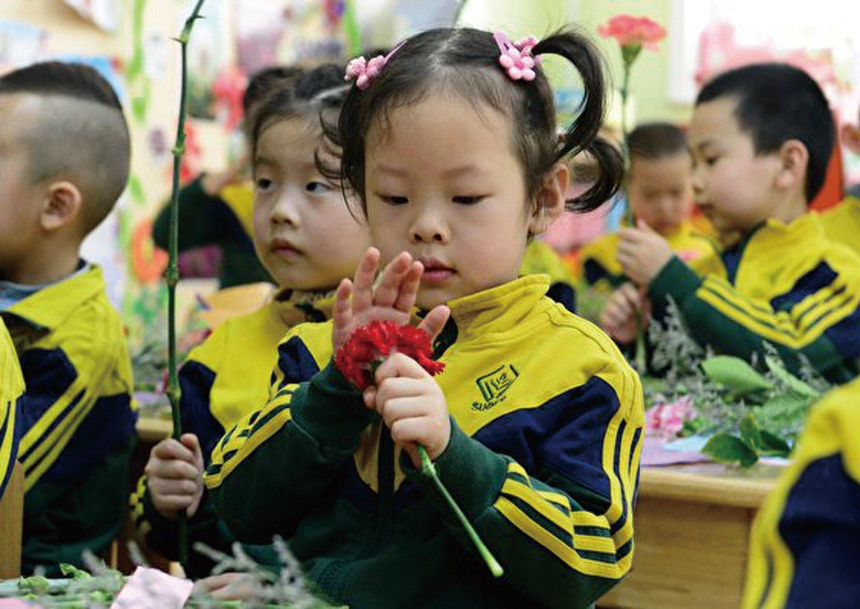 中共肺炎(武漢肺炎)蔓延,中國幼兒園遭遇資金危機。示意圖。(大紀元資料室)