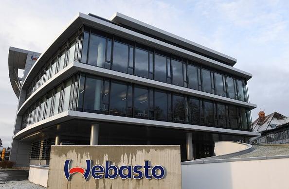 在中國設有製造中心的德國汽車零件供應商Webasto,總部座落於德國南部的巴伐利亞(Barvaria)州。德國首名感染中共病毒的是Webasto公司的一名德國員工。巴伐利亞州衛生部長在德國第一名中共肺炎感染者被確診後表示,Webasto有40名員工與第一病例屬緊密接觸者,將接受檢測。(CHRIST OF STACHE/AFP via Getty Images)
