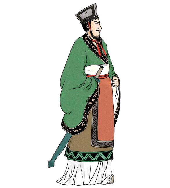 貫高,趙王張敖的國相,曾命人刺殺劉邦。