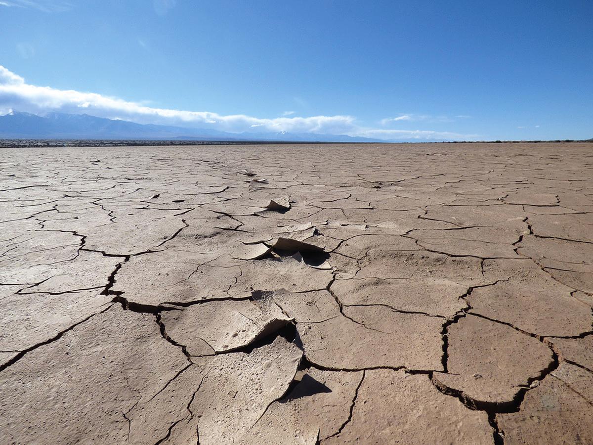 宋哲宗元祐六年,潁州發生大旱災,秋季穀物歉收,冬麥也因乾旱缺水,漸漸枯萎(Pxhere)