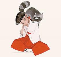 插畫家作品曾被批評 法國參展一舉成名紅回台灣