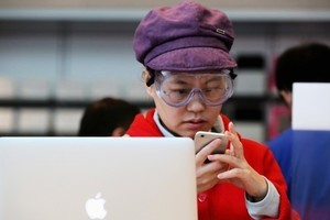 中國4.5億人近視 智能手機正造成視覺危機