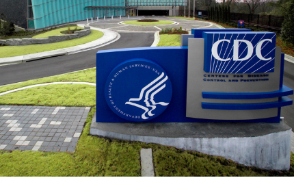 美國疾病控制預防中心 CDC。(CDC網)