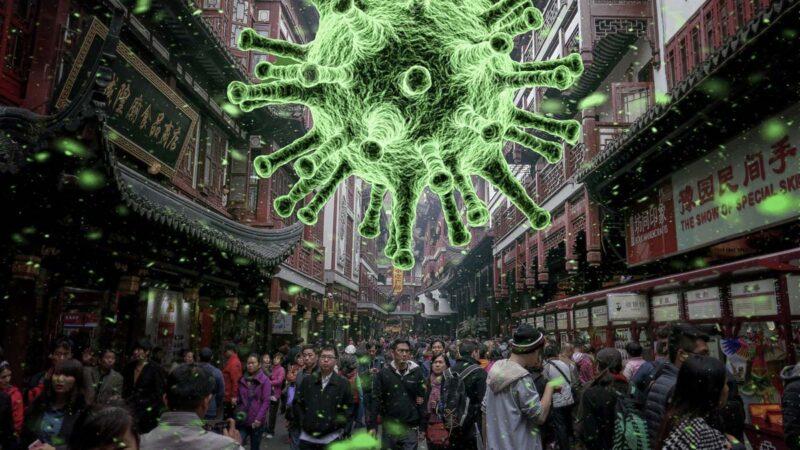 中共病毒(武漢肺炎)迅速蔓延全球。(pixabay.com)