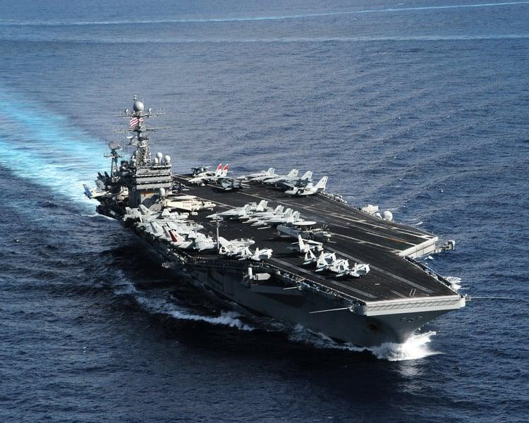 美航母「羅斯福號」3水兵確診