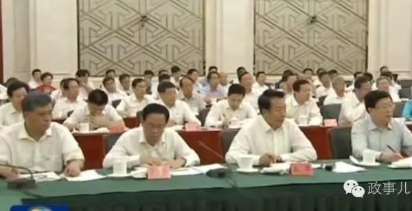 最左側為深圳市委書記馬興瑞。(網絡圖片)