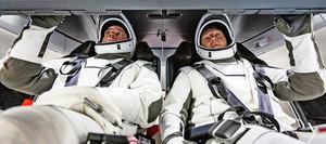 NASA和SpaceX首次載人試飛 擬定5月中下旬進行