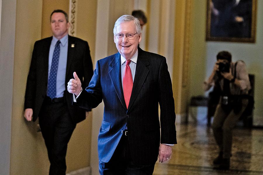 疫情重點看 美參院通過兩萬億援助法案
