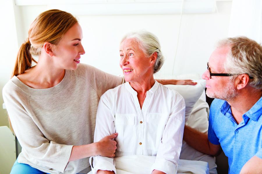 面對中共肺炎 高齡者及照顧者的心理調適