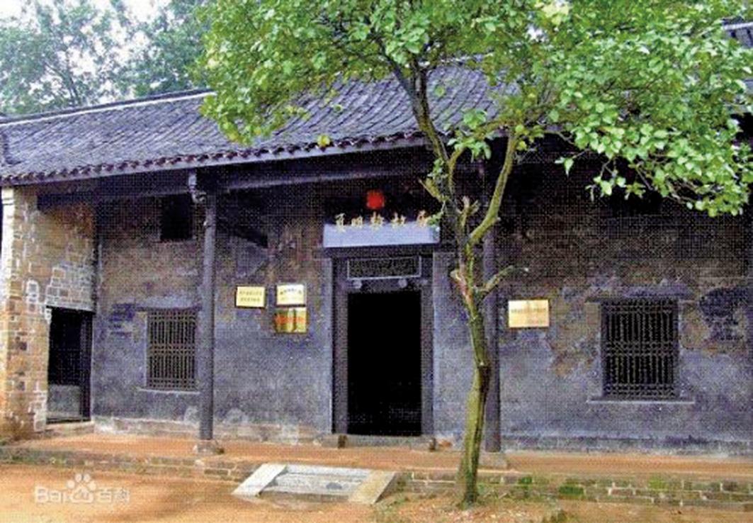 湖南衡陽縣夏明翰的故居。(網絡圖片)
