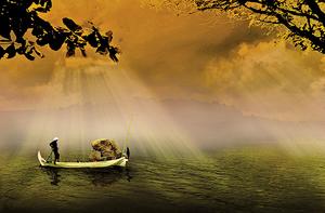 張岱的夜航船