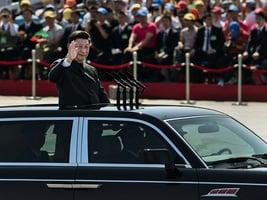 中共軍方密集換將 多名9.3閱兵參與者獲提升
