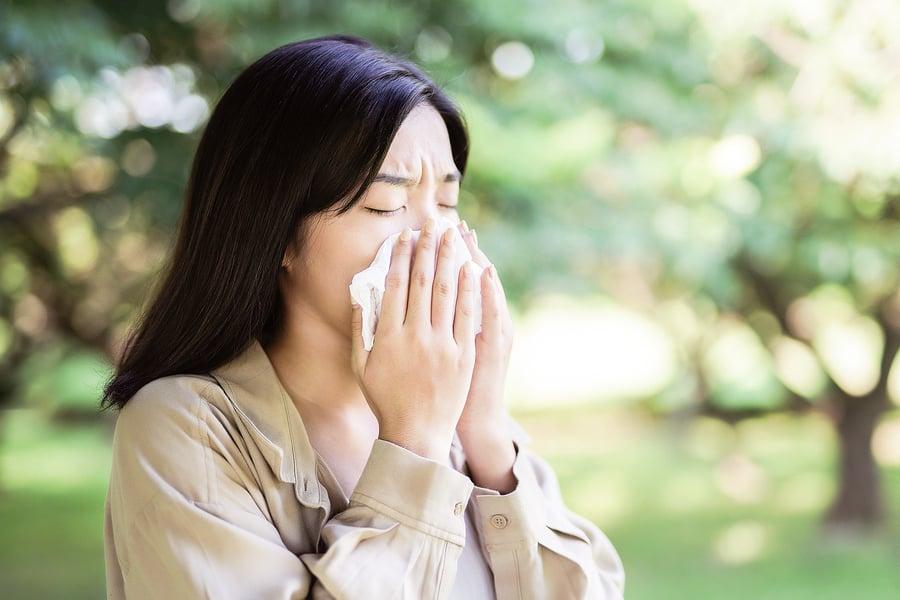 鼻塞或卡痰?