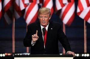 特朗普誓言重建美國為第一 演說5大重點