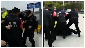 復工引爆衝突 江西與湖北警察大打出手