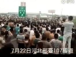 河北洪災傷亡慘重 民怨報道滯後又刪帖