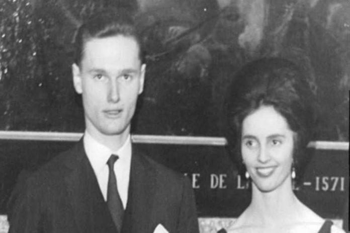 有「紅公主」之稱的瑪麗亞·泰瑞莎(右),近日因中共病毒(武漢肺炎)病逝。(圖/翻攝自 S.A.R. Don Sixto Enrique de Borbón 臉書)