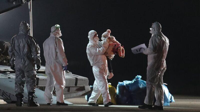 3月12日有網友披露,武漢青山區有一特殊隔離點,裏面全部是孩子,他們在中共肺炎(俗稱武漢肺炎、新冠肺炎)疫情中失去了所有的監護人。示意圖(ADEM ALTAN/AFP via Getty Images)